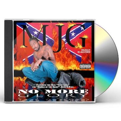 MJG NO MORE GLORY CD
