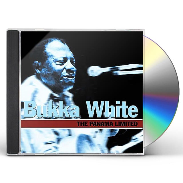 Bukka White PANAMA LIMITED CD