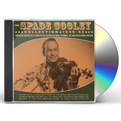 SPADE COOLEY COLLECTION 1945-52 CD