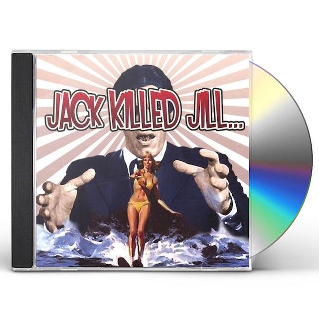 Jack Killed Jill CHECKPOINT CHARLIE EP CD