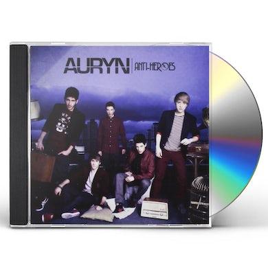 Auryn ANTI HEROES CD