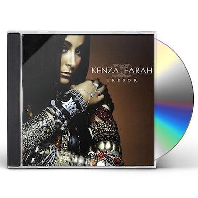 Kenza Farah TRESOR CD
