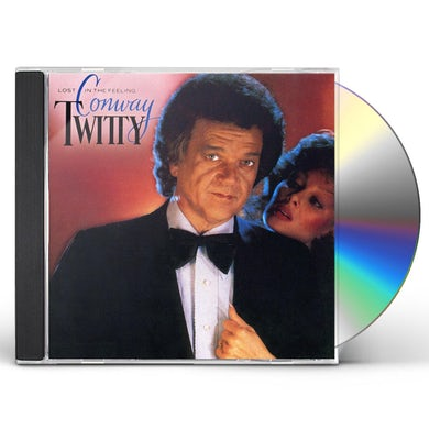 Conway Twitty LOST IN THE FEELING CD