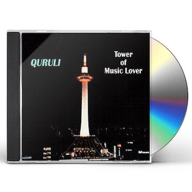 Quruli TOWER OF MUSIC LOVER CD