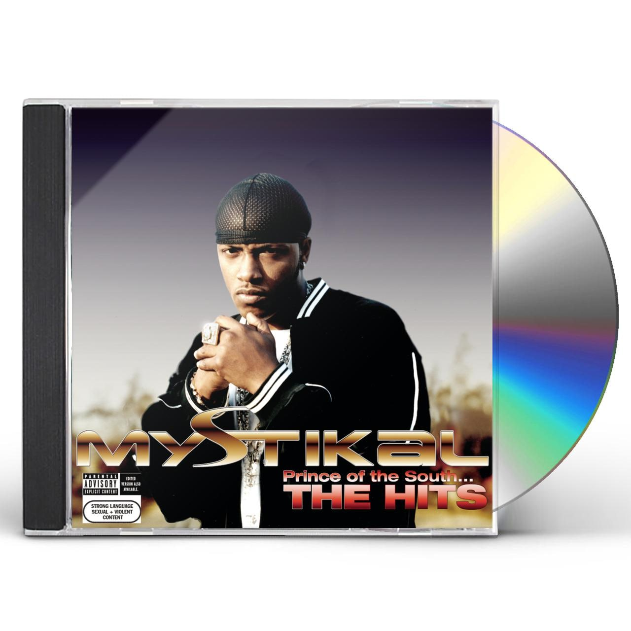 Mystikal PRINCE OF THE SOUTH: GREATEST HITS CD