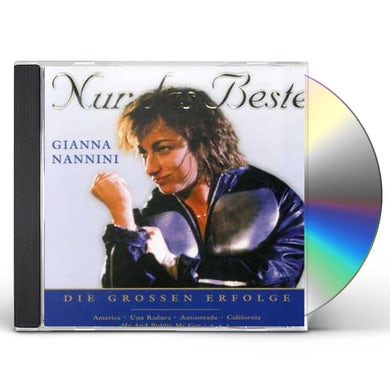 Gianna Nannini NUR DAS BESTE CD