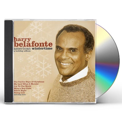 Harry Belafonte AMERICAN WINTERTIME CD