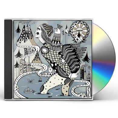 Matt Mays ONCE UPON A HELL OF A TIME CD