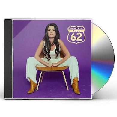 Whitney Rose RULE 62 CD