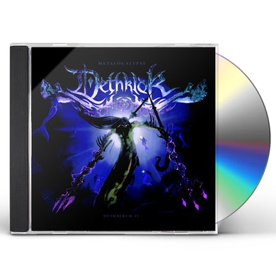Dethklok METALOCALYPSE: DETHALBUM II CD