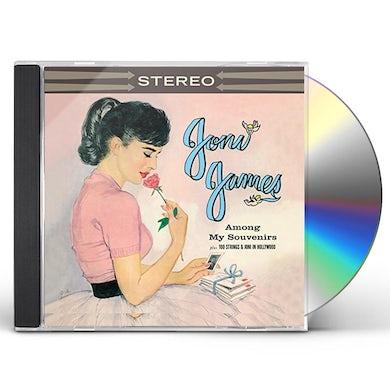 Joni James AMONG MY SOUVENIRS / 100 STRINGS & JONI IN CD