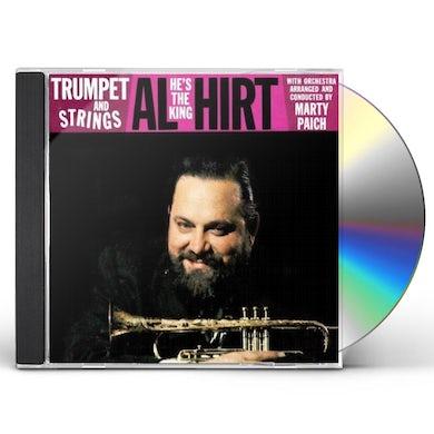 Al Hirt TRUMPET & STRINGS CD