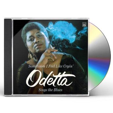 Odetta BLUES / SOMETIMES I FEEL LIKE CRYIN 2 LPS CD