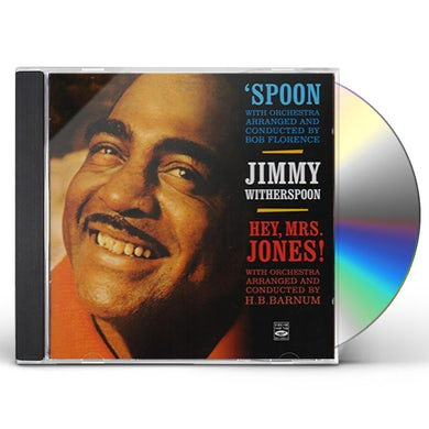 Jimmy Witherspoon SPOON / HEY MRS JONES CD