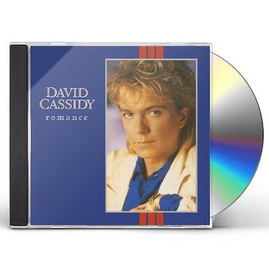 David Cassidy ROMANCE CD