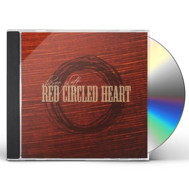 Sheree Plett RED CIRCLED HEART CD