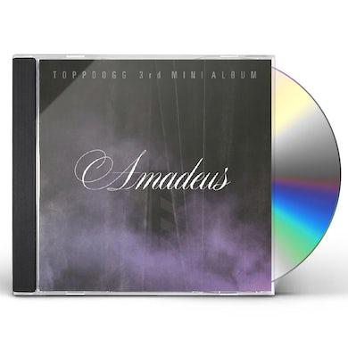ToppDogg AMADEUS 3RD MINI ALBUM CD