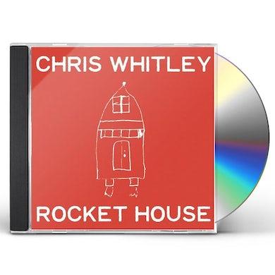 Chris Whitley ROCKET HOUSE CD