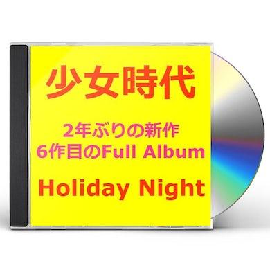 Girls' Generation VOL 6 (HOLIDAY NIGHT) CD