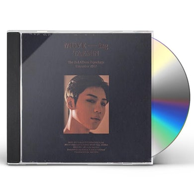 Taemin MOVE-ING CD