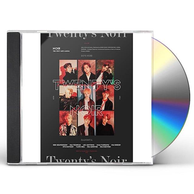 TWENTY'S NOIR (1ST MINI) CD
