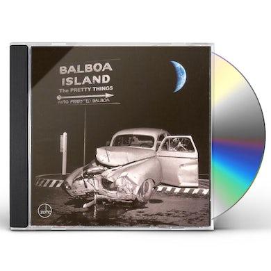 The Pretty Things BALBOA ISLAND CD