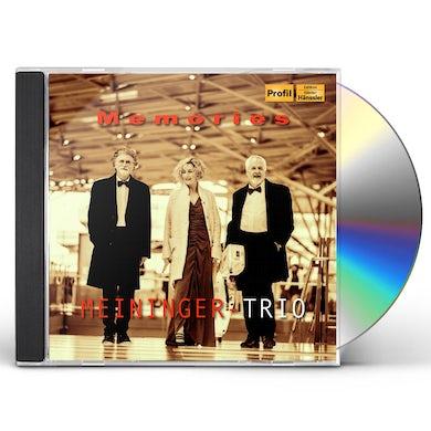 Debussy MEMORIES CD