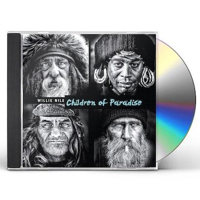 Willie Nile CHILDREN OF PARADISE CD