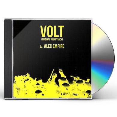 Alec Empire VOLT / Original Soundtrack CD