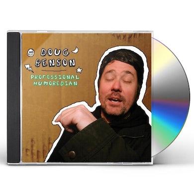 Doug Benson PROFESSIONAL HUMOREDIANASPE CD