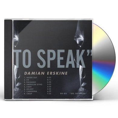 SO TO SPEAK CD