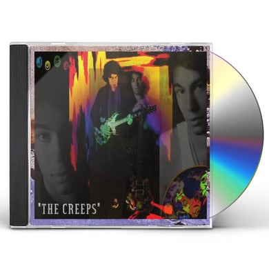 Joga 'THE CREEPS' CD