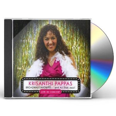BROADWAY FAVORITES & ALL THAT JAZZ! CD