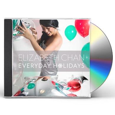Elizabeth Chan EVERYDAY HOLIDAYS CD