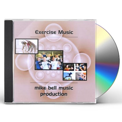 Mike Bell EXERCISE MUSIC CD