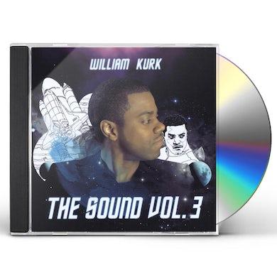 William Kurk SOUND: 3. CD