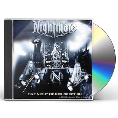 ONE NIGHT OF INSURRECTION CD