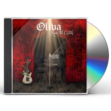 Oliva RAISE THE CURTAIN CD