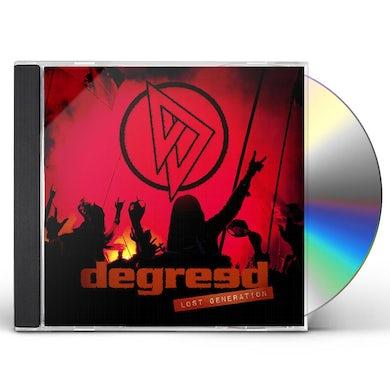 degreed LOST GENERATION CD