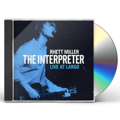 Rhett Miller INTERPRETER LIVE AT LARGO CD