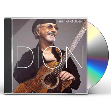 Dion TANK FULL OF BLUES CD