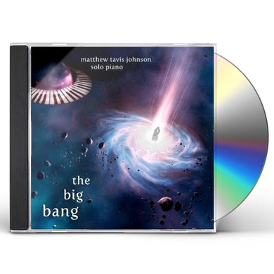 Matthew Tavis Johnson BIG BANG CD
