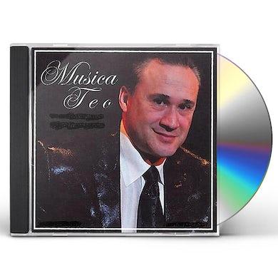 Teo MUSICA CD