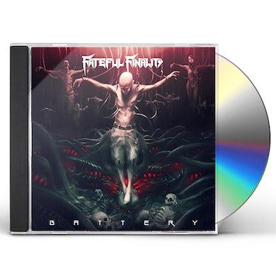 Fateful Finality BATTERY CD