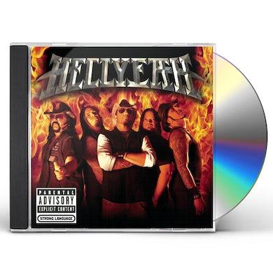 HELLYEAH CD