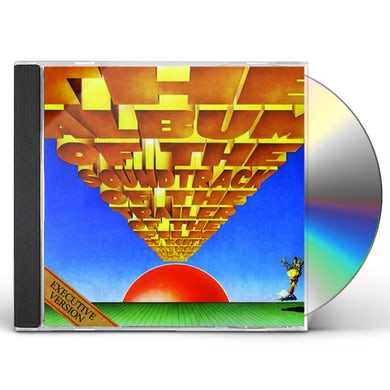 MONTY PYTHON'S HOLY GRAIL CD