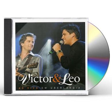 Victor & Leo AO VIVO EM UBERLANDIA CD