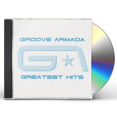 Groove Armada GREATEST HITS CD