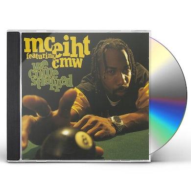 MC Eiht We Come Strapped CD