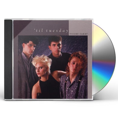 Til Tuesday VOICES CARRY CD